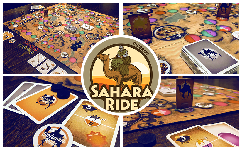 Sahara Ride